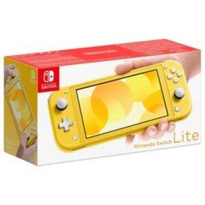 Nintendo - Switch Lite: Konsole, gelb