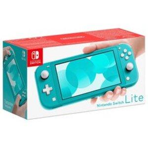 Nintendo - Switch Lite: Konsole, türkis
