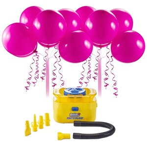 Bunch O Balloons Party - Starter Set, Luftballons + Luftballonpumpe Pink
