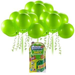Bunch O Balloons Party - Nachfüll-Pack 24 Luftballons, grün