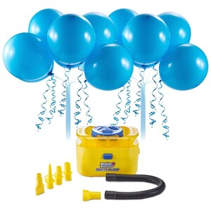 Bunch O Balloons Party - Starter Set, Luftballons + LuftballonpumpeBlau