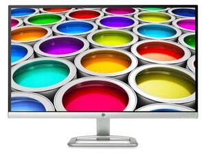 "hp 27"" TFT 27w Full HD Monitor"