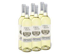 6 x 0,75-l-Flasche Weinpaket Portal da Águia Vinho Regional Tejo, Weißwein