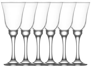 vanWell Weißweinglas Resital 6 tlg.