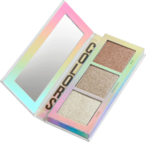 Beetique Highlighterpalette Face-Glow-Champagne