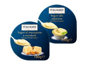Joghurt nach italienischer Art