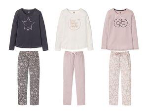 ESMARA® Lingerie Damen Pyjama