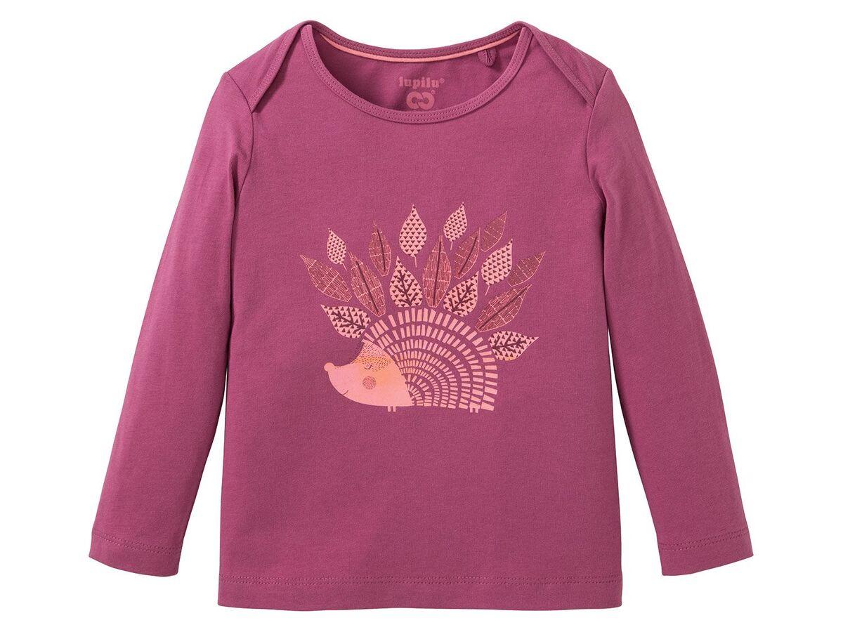 Bild 3 von LUPILU® Kleinkinder Mädchen Pyjama