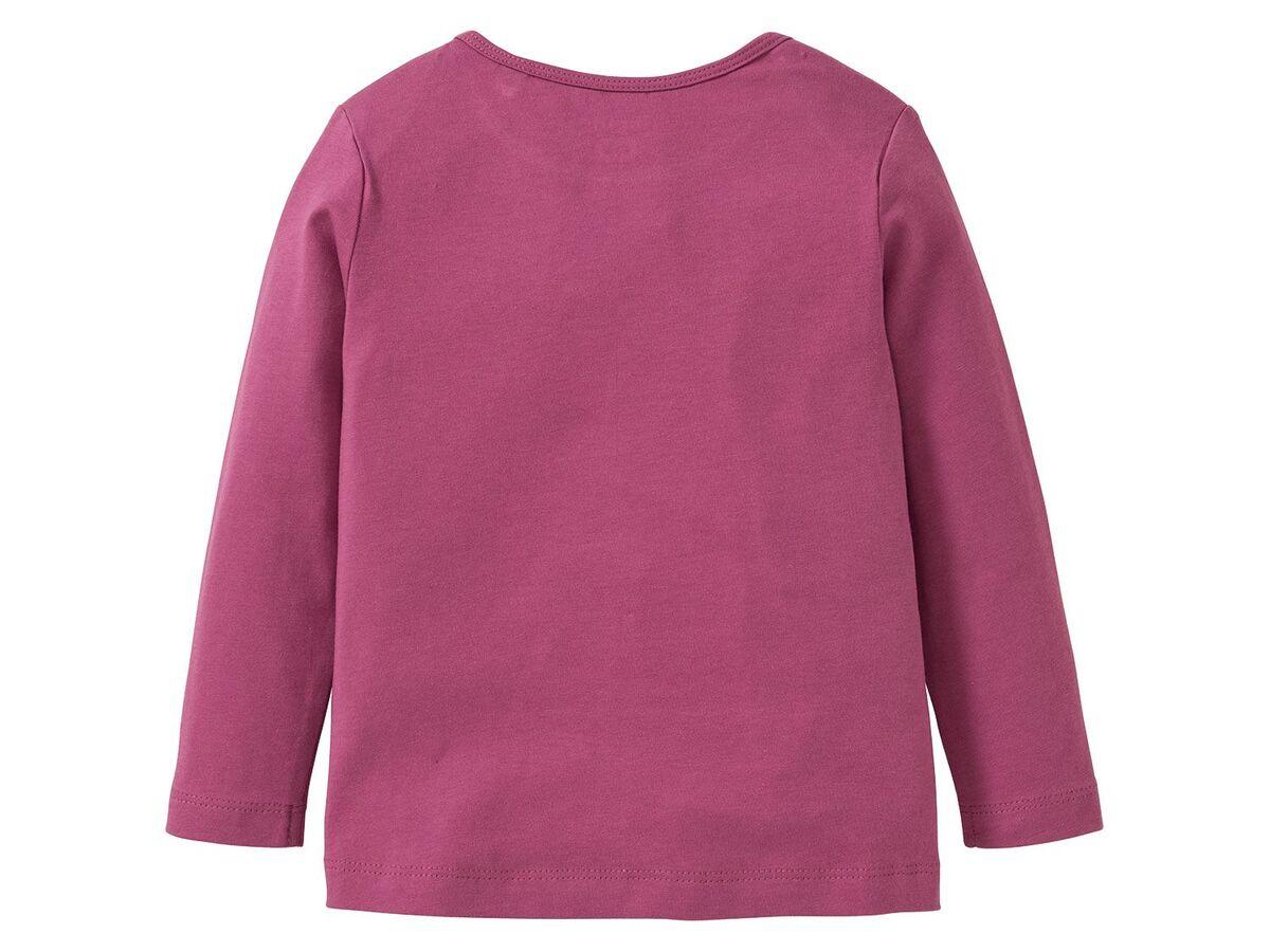 Bild 4 von LUPILU® Kleinkinder Mädchen Pyjama