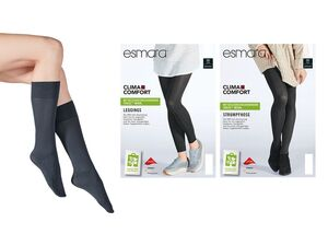 ESMARA® Leggins/Strumpfhose/2 Paar Kniestrümpfe