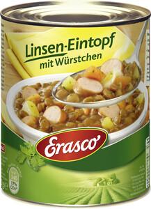 Erasco Linsen-Eintopf mit Würstchen 800 g