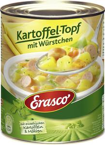 Erasco Kartoffel-Topf mit Würstchen 800 g