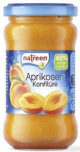 Natreen Aprikosen-Konfitüre 225 g