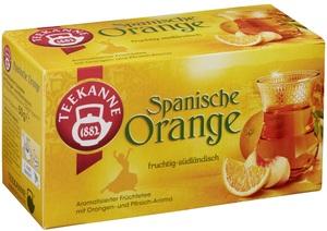 Teekanne Spanische Orange 20x 2,5 g