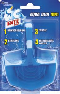 WC Ente Aqua Blue 4in1 Duftspüler 1 Stück