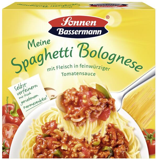 Sonnen Bassermann Spaghetti Bolognese 375 g