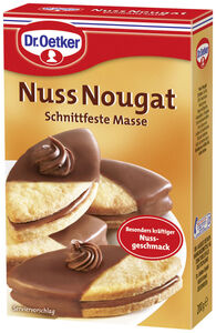 Dr.Oetker Nuss-Nougat 200 g