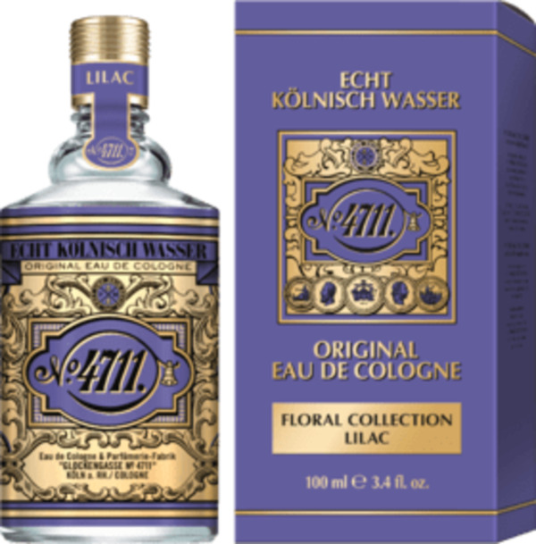 4711 Eau de Cologne Floral Collection Lilac