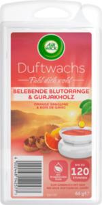 AirWick Duftwachs Belebende Blutorange & Guajakholz Nachfüller
