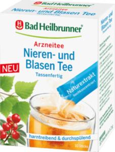 Bad Heilbrunner Arzneitee im Stick, Nieren- & Blasen-Tee