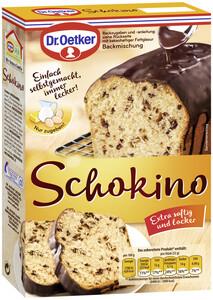 Dr.Oetker Schokino Kuchen Backmischung 480 g