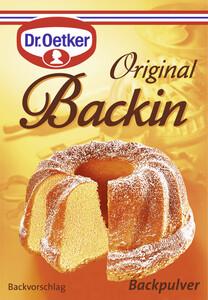Dr.Oetker Original Backin 10x 16 g