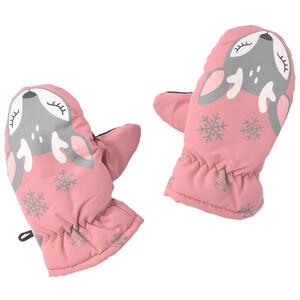Baby Handschuhe mit Reh-Motiv