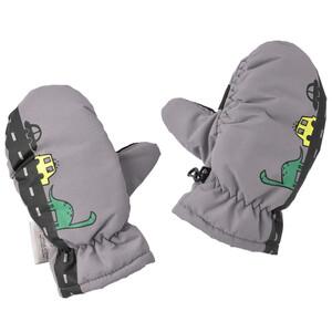 Baby Handschuhe mit Auto-Print