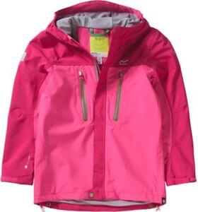 Kinder Regenjacke Hipoint Stretch pink Gr. 164 Mädchen Kinder
