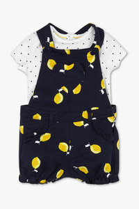Baby Club         Baby-Outfit - Bio-Baumwolle - 2 teilig