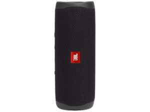 JBL Flip 5, Bluetooth-Lautsprecher, Wasserfest, Schwarz
