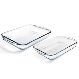 Pyrex Auflaufformen aus Glas »Essentials« 2er-Set