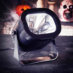 Halloween Blitzlicht-Lampe mit Soundeffekten