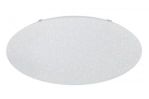 DI-KA LED Deckenleuchte mit Sternendekor ,  weiß, Ø 80 cm