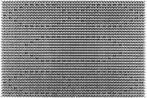 Fußmatte Allwetter ,  anthrazit, 40 x 60 cm