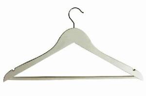 TrendLine Kleiderbügel mit Steg ,  5 Stück