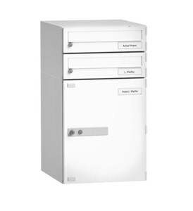 Burg-Wächter Paketbox ,  eBoxx DAA 634 SW, Vol. 20l/20l/79l
