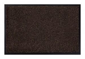 Fußmatte Lorenzo ,  braun, 40 x 60 cn