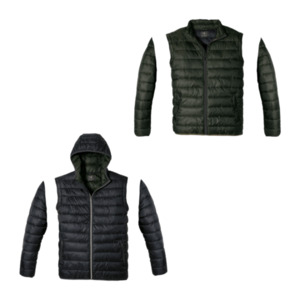 STRAIGHT UP     Leichtsteppjacke 2 in 1