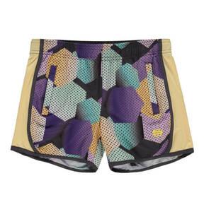 manguun sports             Shorts, Mustermix, für Mädchen