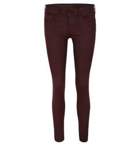 """Pepe Jeans             Jeans """"Pixie"""", Skinny Fit, beschichtet, unifarben"""