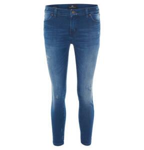 "LTB             Jeans ""Lonia Dita Wash"", Skinny Fit, Destroyed Effekte"