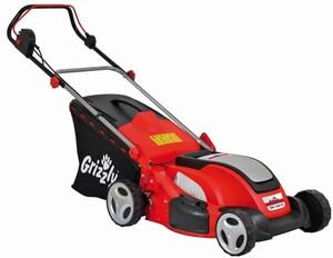 Grizzly Elektro-Rasenmäher ERM 1846 GT | B-Ware - der Artikel ist neu - Verpackung geöffnet