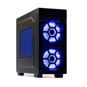 Hyrican Striker PCK06286 Gaming-PC [i7-8700K / 16GB RAM / 480GB m.2 SSD / 1TB HDD / RTX 2080 Ti / Intel Z370 / Win10]