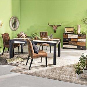 KARE Esstisch mit Schüben   Finca 180 x 90 cm