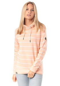 Lakeville Mountain Mara Striped - Kapuzenpullover für Damen - Pink