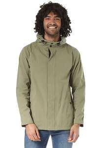 Revolution Hooded Jacket - Jacke für Herren - Grün