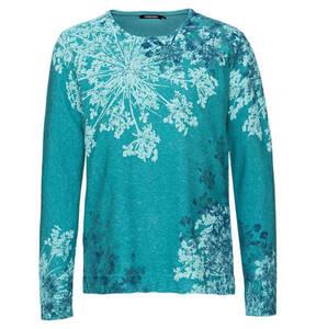 olsen             Pullover, Baumwoll-Anteil, florales Muster