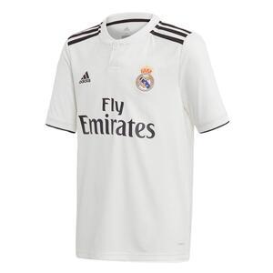 Fußballtrikot Real Madrid Heimtrikot Erwachsene weiß