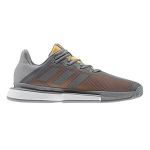 Tennisschuhe SoleMatch Multi Herren grau/orange